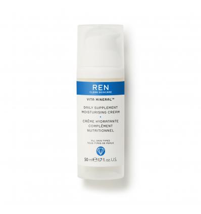 Crème Hydratante Complément Nutritionnel - Ren Skincare - Odessence - Beauté Naturelle & Bio à Bordeaux