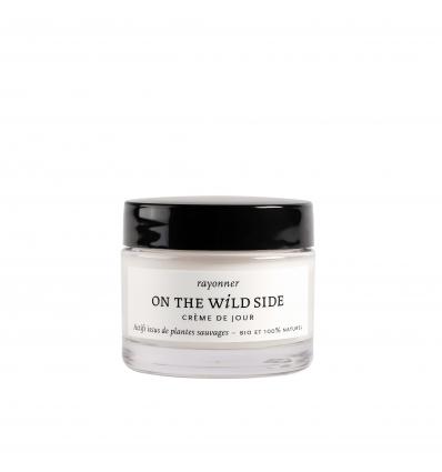 Crème de jour - ON THE WILD SIDE - Odessence - Beauté naturelle & Bio - Institut à Bordeaux
