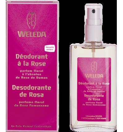 Déodorant Spray à la Rose